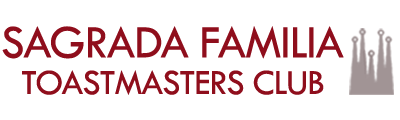 Sagrada Familia Toastmasters Barcelona